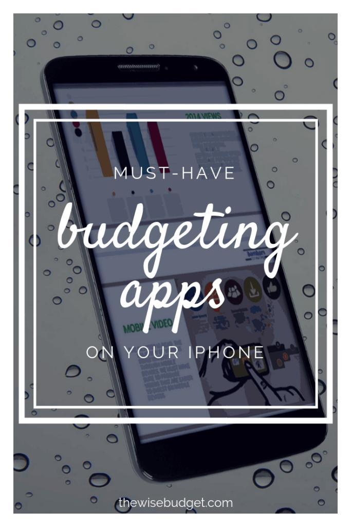 thewisebudget best budgeting app pinterest